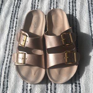 Birkenstock Like Sandal